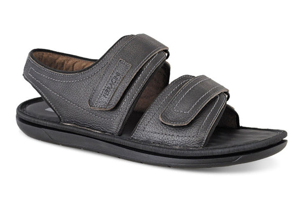 Ferracini Men's Bora Leather Sandals 2464 A