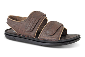 Ferracini Men's Bora Leather Sandals 2464 B