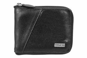 Ferracini Men's CF270 Leather Wallet