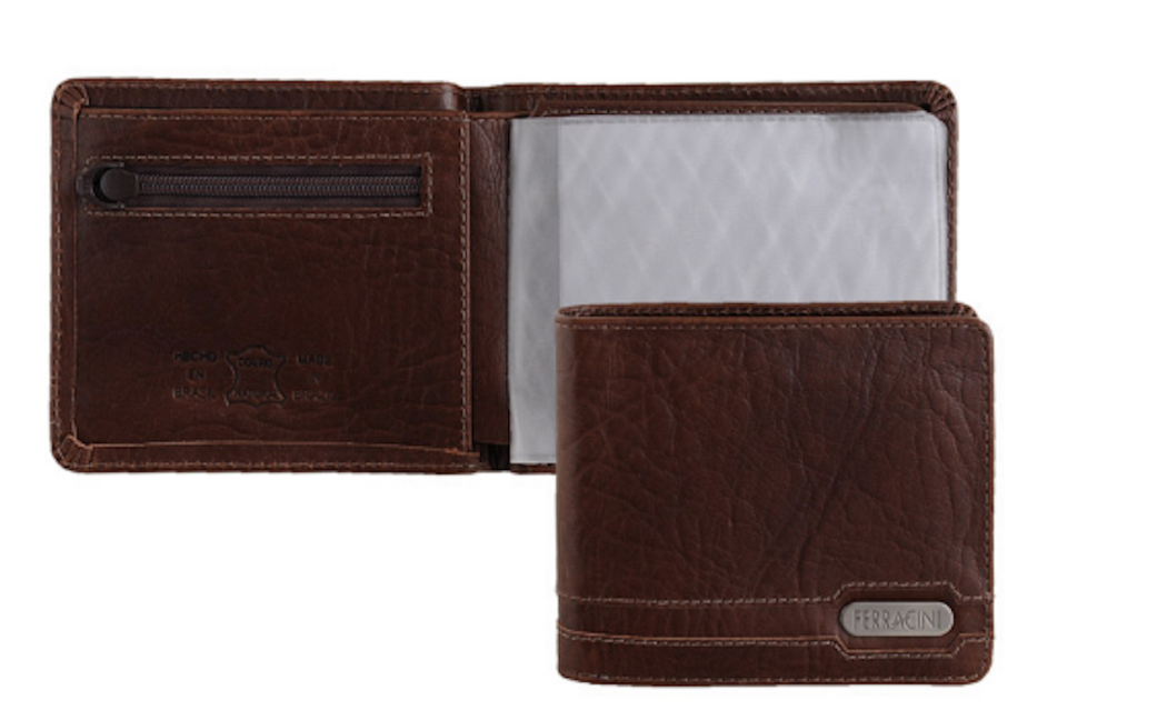 Ferracini Mens Leather Wallet CF348B