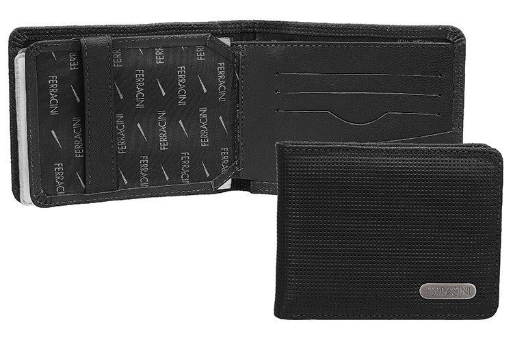 Ferracini Men's  Leather Wallet CFB013
