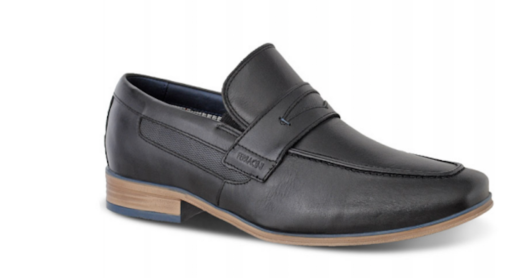 Ferracini Derby 6066 Men's Leather Shoes