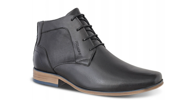 Ferracini Derby 6068 Men' Leather Boots