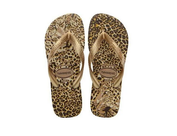 Havaianas  Animal Top Flip Flop Sandals