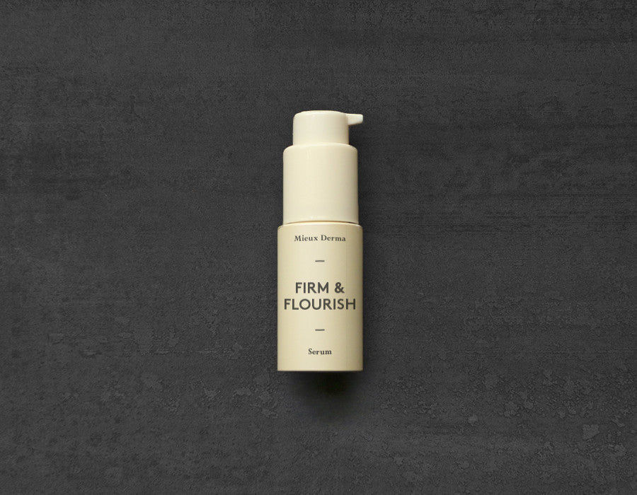 Firm & Flourish, Serum