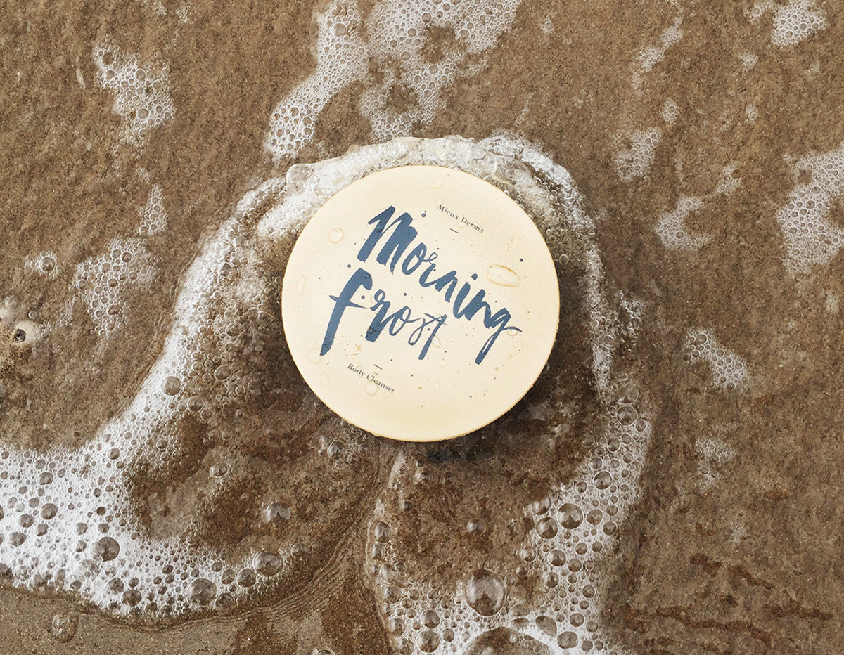 Morning Frost, Body Cleanser