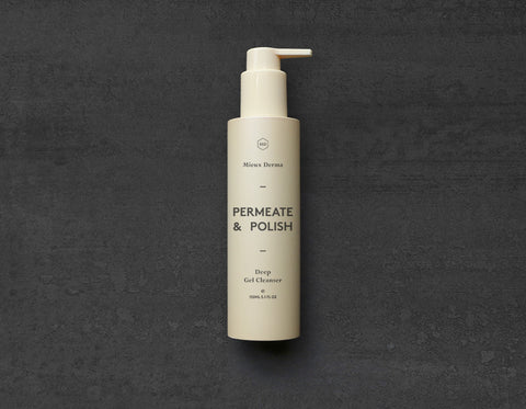 Permeate & Polish, Deep Gel Cleanser