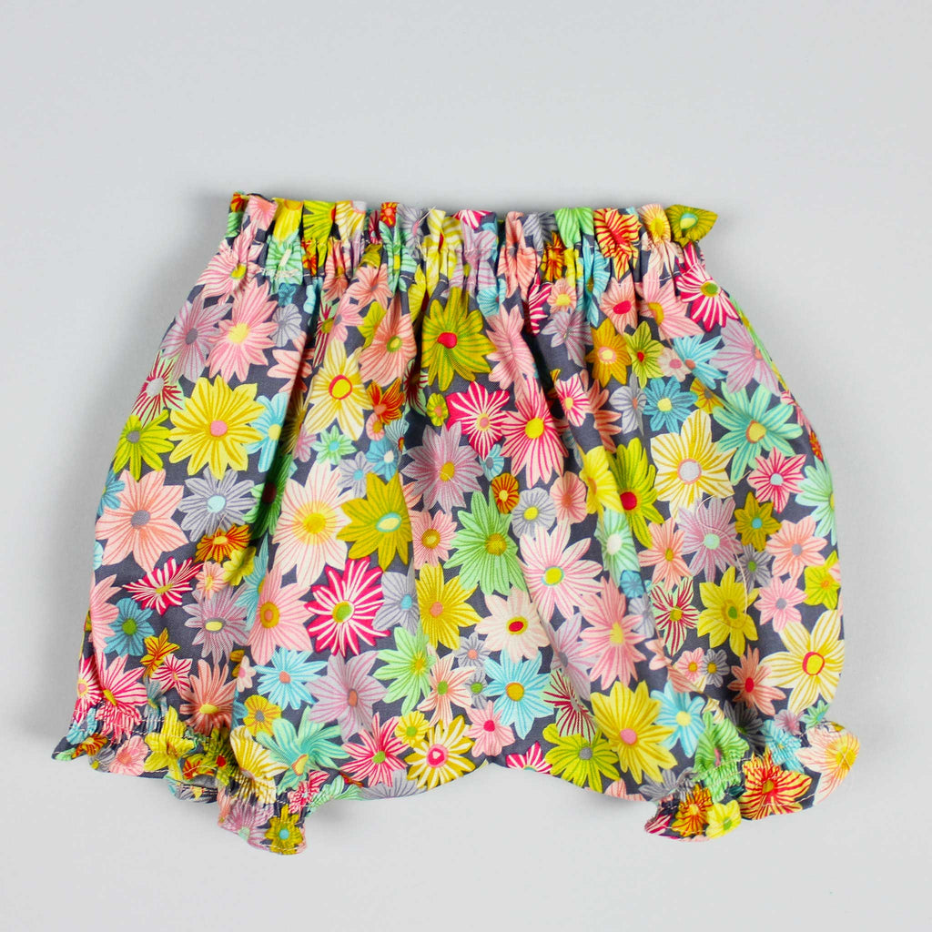 NEW: Pink Floral Bloomers