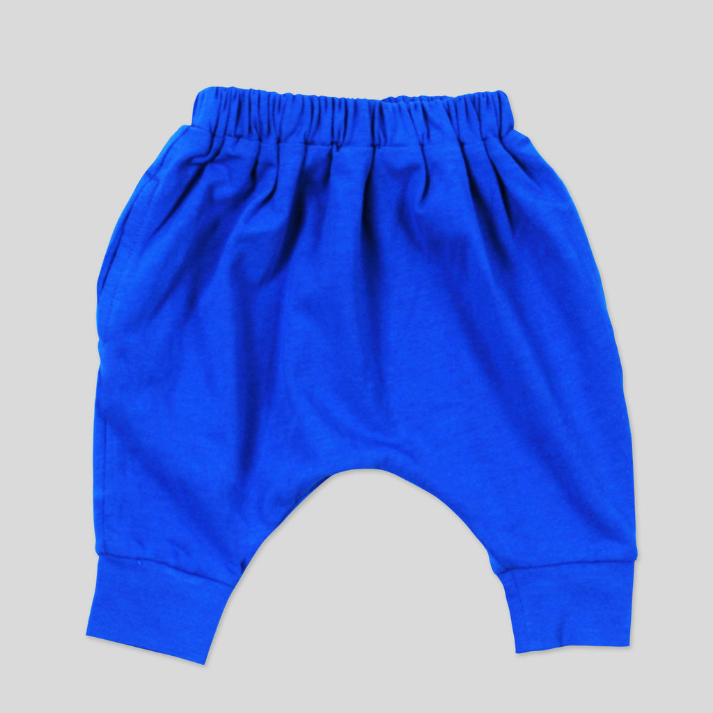 NEW: GOTS Certified Organic Blue Jogger