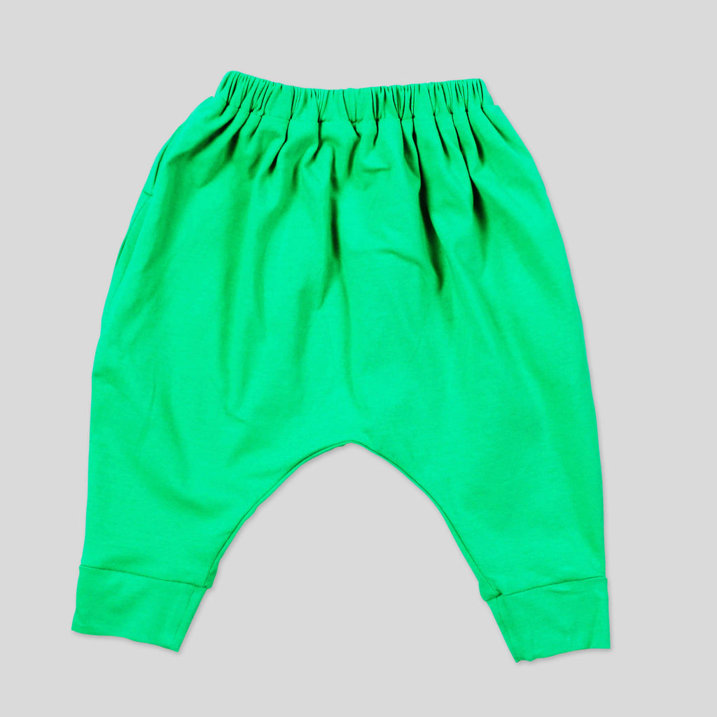 NEW: GOTS Certified Organic Green Jogger