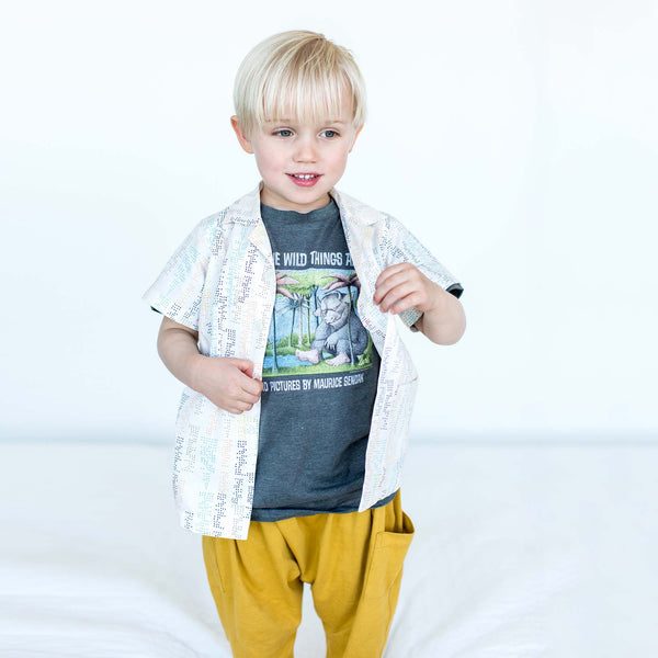 NEW: The Little Man Shirt