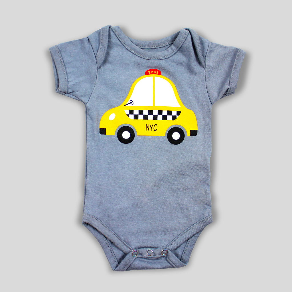 NEW: Grey New York Taxi Bodysuit