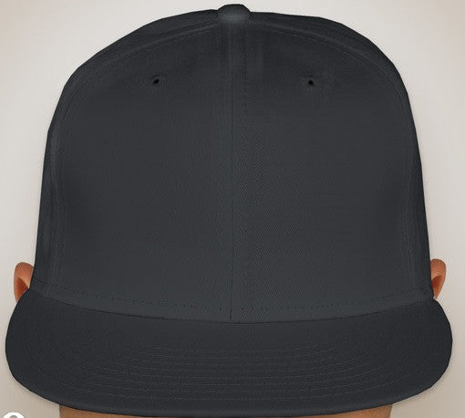 NEW NE400 NEW ERA FLAT BILL SNAPBACK HAT
