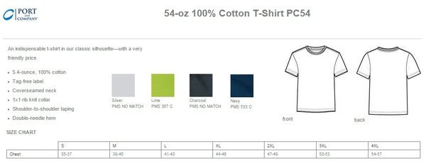 BESSIE'S PC54 - COTTON T-SHIRT
