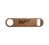 ARBOR FLAG WOOD BLADE - BOTTLE OPENER