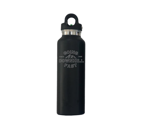 GOING DOWNHILL FAST INSULATED BOTTLE