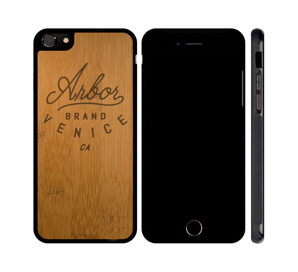 ARBOR VENICE - WOOD iPHONE OR GALAXY CASE