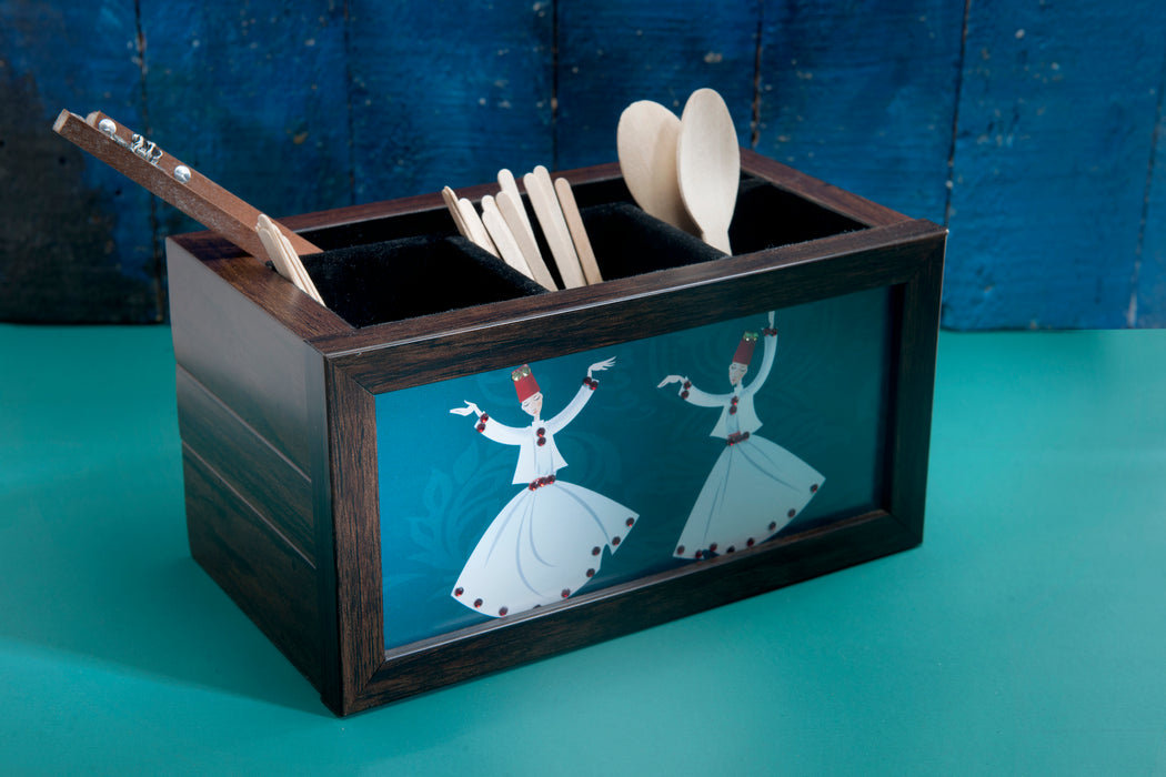 Dancing Dervishes Organizer