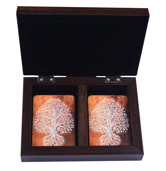 Tree of Life Playing Cards Set
