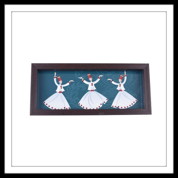Dancing Dervishes Box Tray