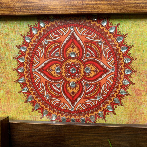 Yellow Mandala Gift Hamper