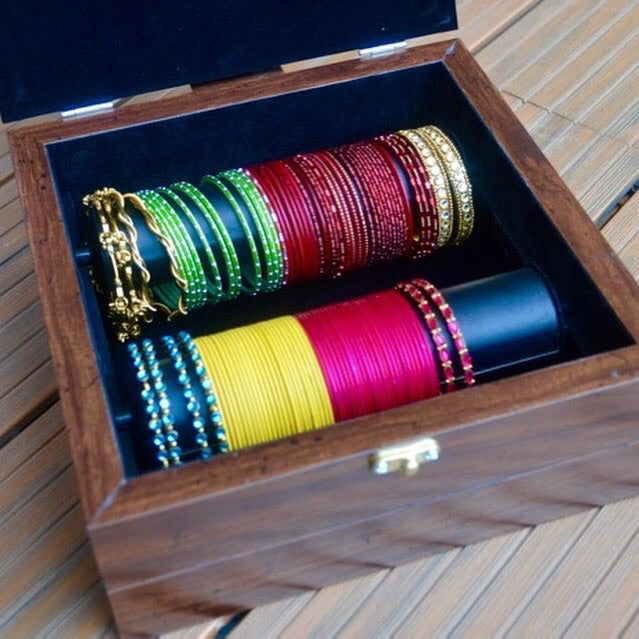 Palki Bangle Box