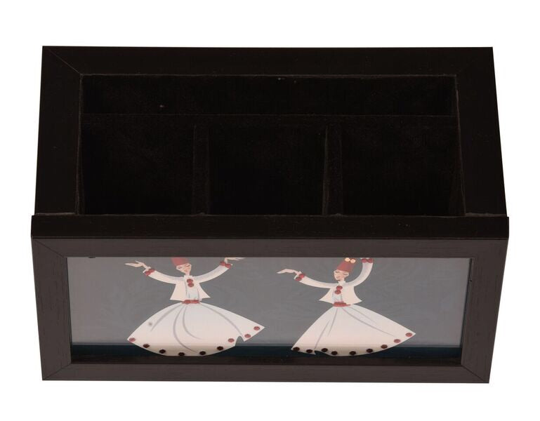 Dancing Dervishes Organizer - Footprints Forever