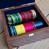 Decorative bangle box for gifting