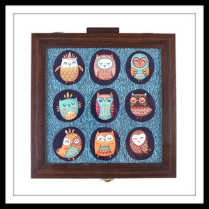 Owl Multi-purpose Box (L)