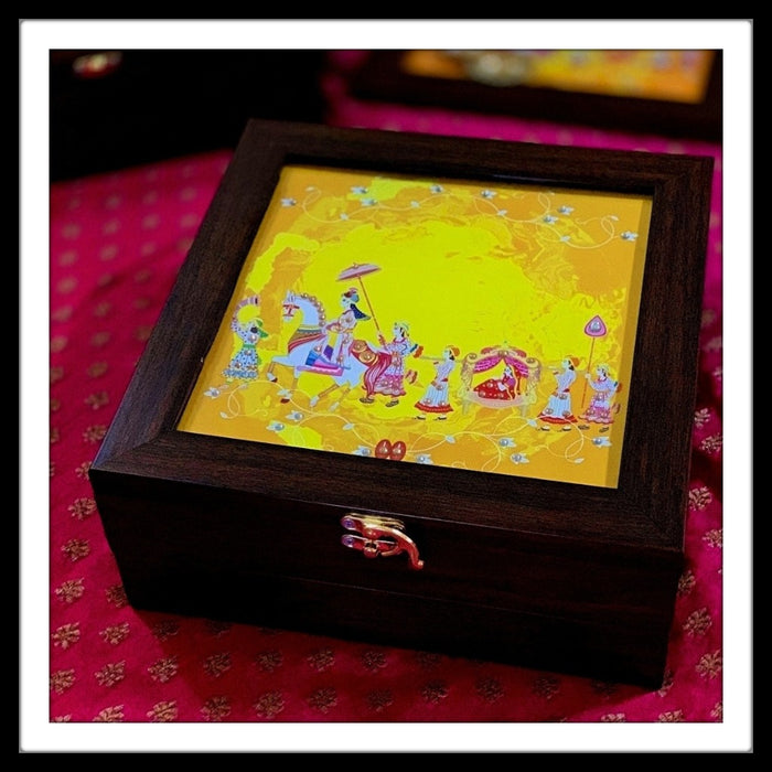Wedding Barat Box (Large)
