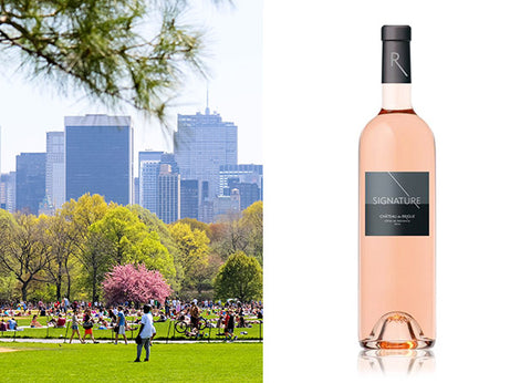 The best wine to sneak into every NYC Park on PureWow.