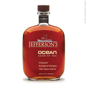 Ocean Aged Jefferson Voyage 15 (Wheated Mash Bill)