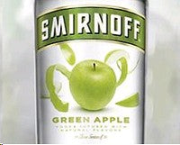 Smirnoff Vodka Green Apple 750ml (Pet)