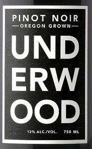 Underwood Pinot Noir 750ml