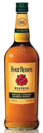 Four Roses Bourbon Yellow Label 750ml