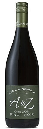 A to Z Wineworks Oregon Pinot Noir 750ml