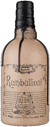 Ableforth's Rumbullion! Spiced Rum (UK)