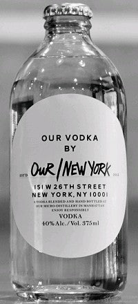Our Vodka Our/New York 750ml