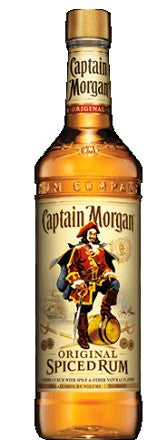 Captain Morgan Rum Original Spiced 750ml