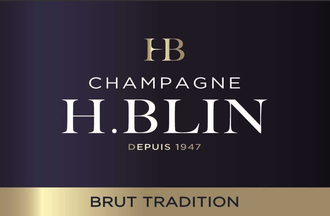 H. Blin, Champagne Brut Tradition (NV)