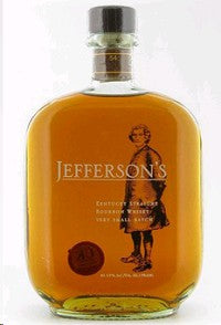 Jefferson's Bourbon Very Small Batch 750ml