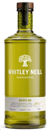 Whitley Neill Gin Quince 750ml