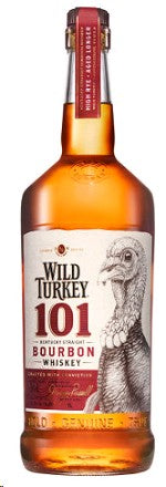 Wild Turkey Bourbon 101 Proof 750ml