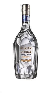 Purity Vodka 17 Super Premium