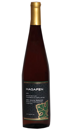 Hagafen Coombsville dry Riesling
