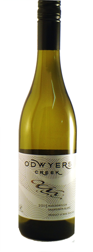 O'dwyers Creek Marlborough New Zealand Sauvignon Blanc