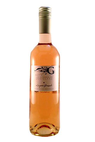 Gueissard Le Petit Gueissard VdP Mediterranee Provence Rose