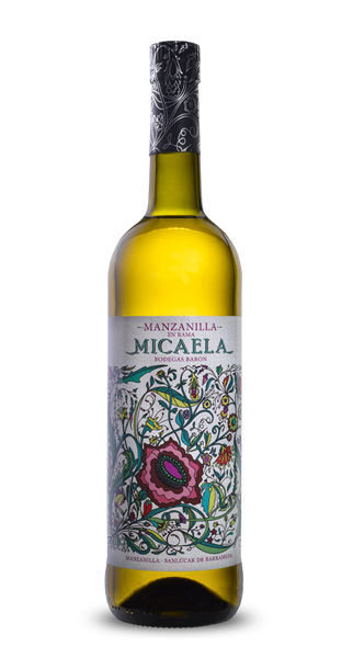 Micaela Amontillado Sherry from Bodegas Baron