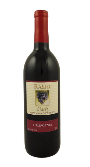 Rashi Claret Semi-sweet Red