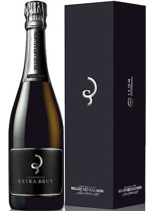 Billecart-Salmon, Champagne Extra Brut - 750ml gift box